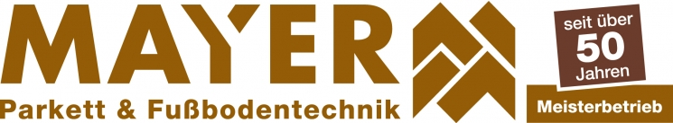 Logo MAYER – Parkett & Fußbodentechnik